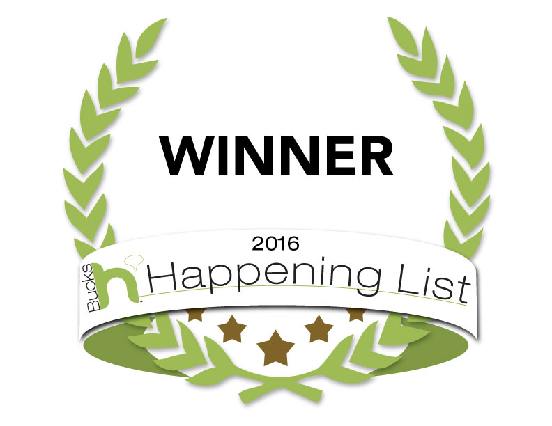 Winner - Bucks County Happening List 2016